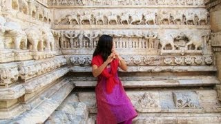 """Aarti """"Om Jai Jagdish Hare"""" on Bansuri Flute & Bhajan - Jagdish Temple, Udaipur"""