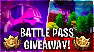 BATTLE PASS GIVEAWAY ILI 1000 V-BUCKS! // FORTNITE BALKAN //300 WINS // SUB GOAL 6000!