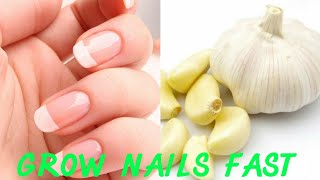 How to grow long strong nails fast at home /How to use nail serum ||TipsToTop By Shalini