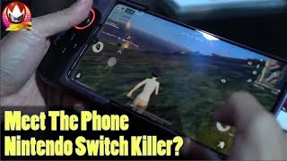 Nintendo Switch Competitor Costs 1000 Dollars But is a Smart Phone