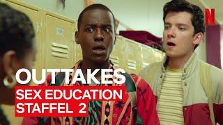 Sex Education: Staffel 2 | Outtakes | Netflix