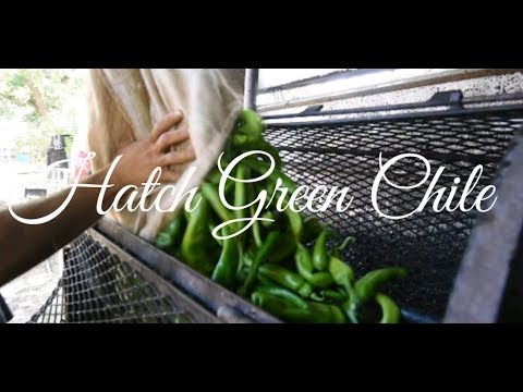 Road Trip To Hatch NM For Some Green Chile