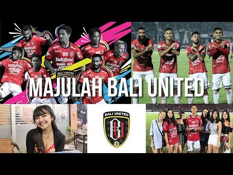 Lagu Sepak Bola Keren 2018 | Preann - Majulah Bali United (Official Lyric Video)