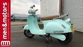 Artisan EV2000R | e-Scooter Review 2019