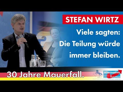 Fraktion im Dialog: Stefan Wirtz zu 30 Jahren Mauerfall.