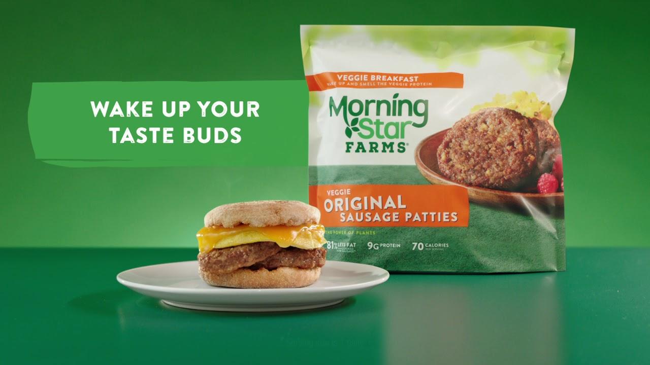 MorningStar Farms | Wake Up Your Taste