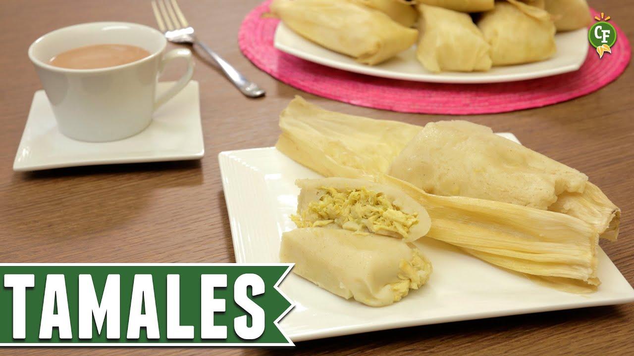 C mo preparar tamales verdes con pollo cocina fresca - Como cocinar judias verdes frescas ...