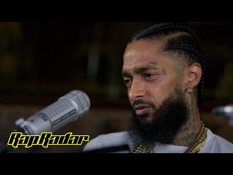 Mo - A Nipsey Hussle interview you probably haven't seen yet!