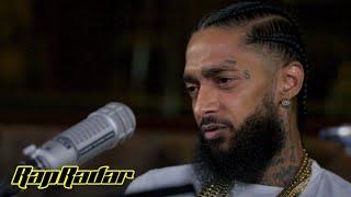 Download Rap Radar: Nipsey Hussle Mp3 and Videos