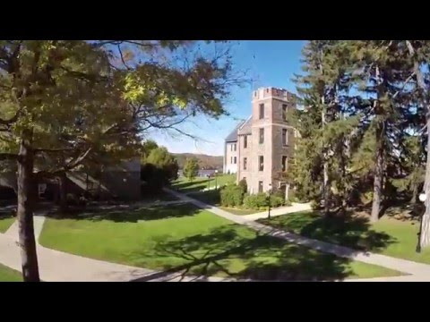 Marist Campus Fly-Over Virtual Tour