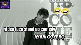 Download lagu Nama saya assalamualaikum wr WB stand up comedy MP3