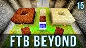 Ranged Pump Setup | FTB Beyond | Episode 14 - YouTube