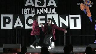 CASA Wave - ASA's 18th Annual Scholarship Pageant