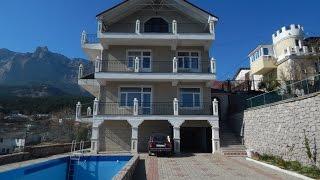 Крым, Ялта, Лот №1549. Продажа дома с понарамным видом видом на побережье