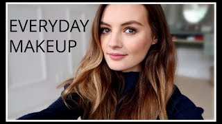 HOW I WEAR MY MAKEUP EVERYDAY | Niomi Smart