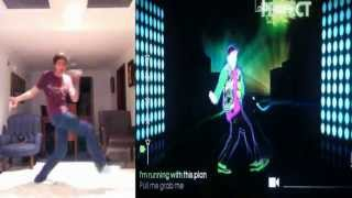 Just Dance 4 - ''Good Feeling'' (5 Stars)