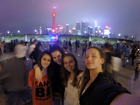 What was that?!    Shanghai Day 1+2