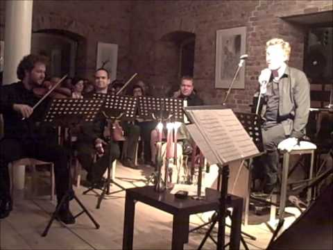 Harry Hendriks & William Kersten with stringquartet Martin Panteleev Barth (Germany) march 2012