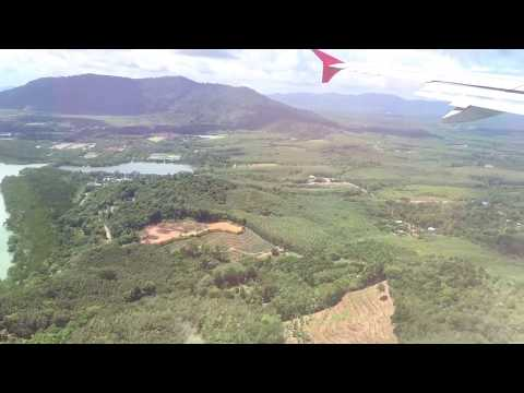 Why Phuket Airport is different than all Airports | Aerial View of Phuket islands | Sky View