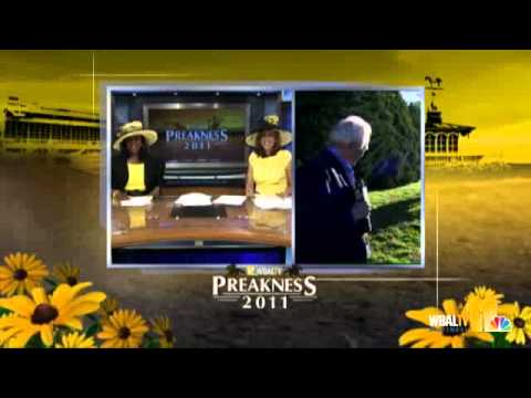 Rob Roblin Live: It's Preakness Time!
