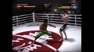 EA MMA Knockout Montage #2!!!