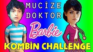 MUCİZE DOKTOR KARAKTERİ ALİ VEFA BARBIE KOMBİN CHALLENGE Barbie, Baby Alive, NumNoms Bidünya Oyuncak