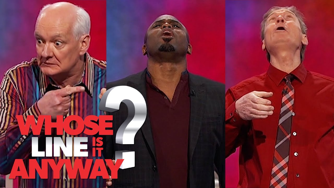 Whose line is it anyway dating hats off to you