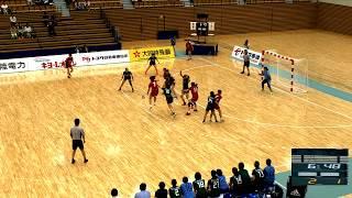【北國銀行 VS オムロン】第9回全日本社会人選手権大会 女子・決勝リーグ第1試合
