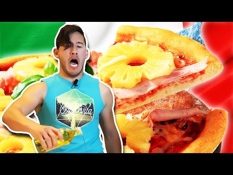 Thumbnail: Markiplier Makes: Pizza