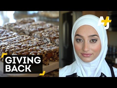 Entrepreneur Fights Hunger One Snack Bar At A Time