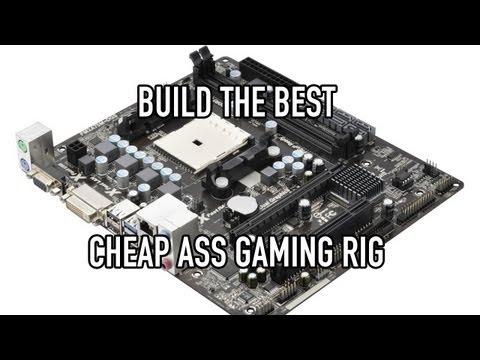 Build the Best Cheap-Ass Gaming Rig - Nov & Dec 2012