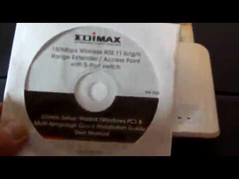 EDIMAX EW-7228APN RANGE EXTENDER DRIVER UPDATE