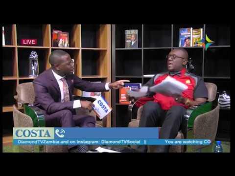 COSTA: featuring UPND Mazabuka MP, Gary Nkombo.