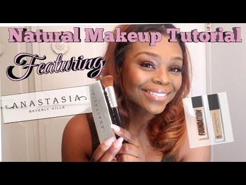 Anastasia Beverly Hills   Luminous Foundation   Natural Makeup   Tutorial   VanityIsMe thumbnail