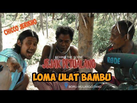 #jejakpetualang                JEJAK PETUALANG-CHIKO JERICHO @ DESA BORU (versi Handphone)..😀😀😀😀