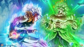 Dragon Ball Super Movie: BROLY 「AMV」- Hero Of Our Time