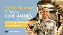 Self Publishing School Core Values