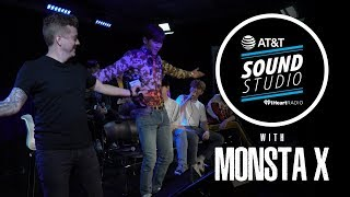 Monsta X Teach Jojo Their Dance Moves, Talk Michael Jackson, Seeing Ghost & More!