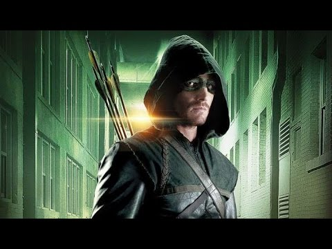 Arrow: Stephen Amell, Katie Cassidy, Marc Guggenheim Season 3   Comic Con 2014