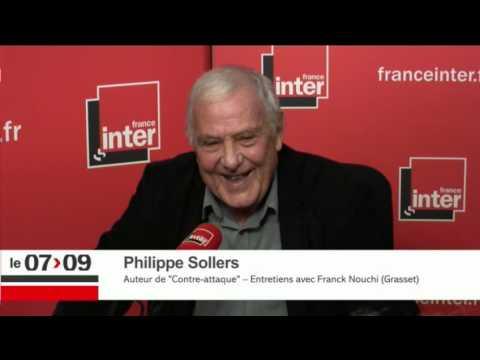 """""""Clitoris !!! monsieur Sollers, Clitoris !!!"""" - Le Billet de François Morel"""