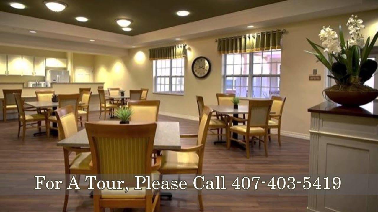 Grand Palms Assisted Living and Memory Care | Orlando FL | Orlando ...