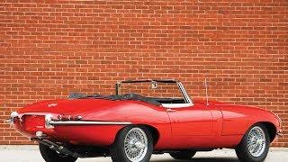 1967 Jaguar E Type Series 1 4.2 Litre Roadster