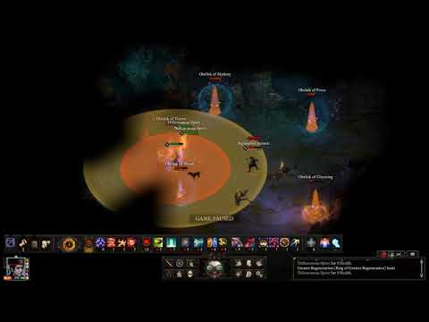 Pillars Of Eternity II SC Helwalker vs Sigilmaster Auranic  