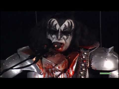 KISS - God Of Thunder [ East Rutherford 6/27/00 ]