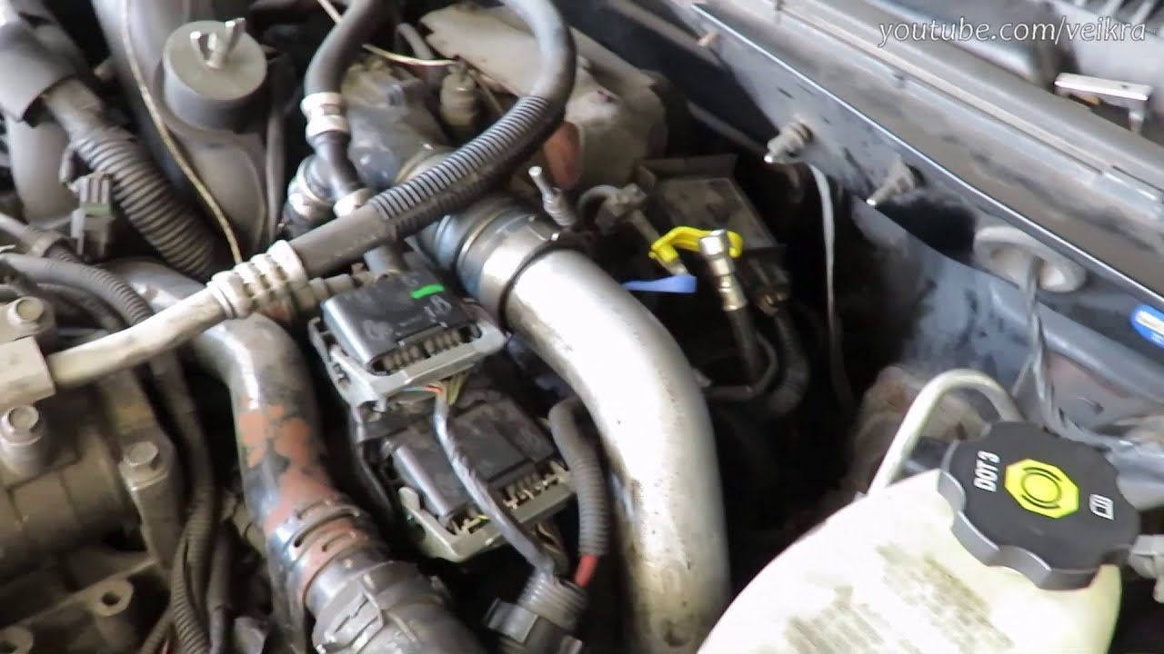 medium resolution of duramax p1093 checklist part 2 left side rubber fuel lines