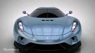 Koenigsegg Unveils Hyper Car...And It's a Record Breaker