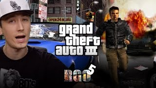"""RAPGAMEOBZOR 5"" — Grand Theft Auto III"