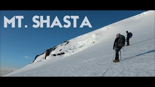 Mt. Shasta (14,180ft.) Via Northgate Hotlum Glacier