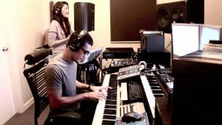 Gambar cover Keri Noble - Falling (Cover) by Gabriel and Kiana Valenciano