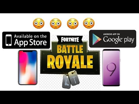 how to download fortnite mobile samsung